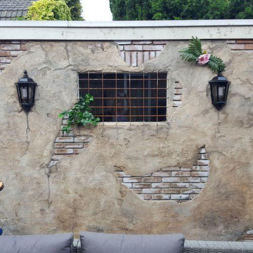 Wanddecoratie Efteling